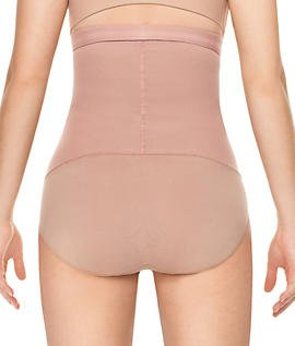 Spanx Classic Highwaist Slip, Shaping Strumpfware Damen Bare