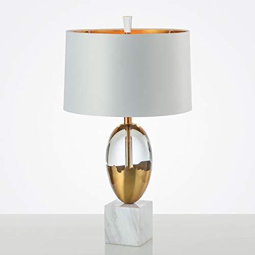 MJZHJD Araña Lámpara de Mesa de Oro Moderna Sala de Estar ...