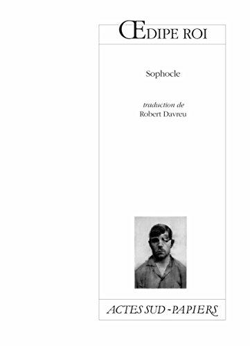 Œdipe roi (Actes Sud-Papiers)