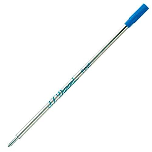 st-dupont-threaded-ballpoint-refill-blue-fine-40870-japan-import