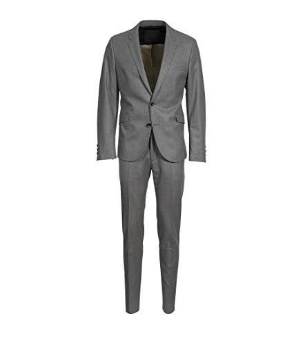 drykorn anzuege Drykorn Herren Anzug Leuven in Grau 17 beige 48