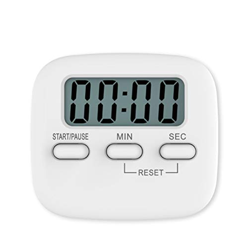 TOYANDONA LCD Digital Kitchen Timer Clock Cooking