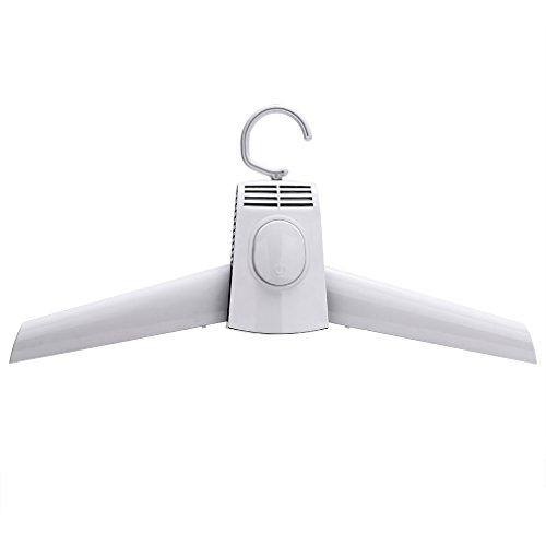 Tragbar Elektrisch Kleiderbügel Faltbar Luft Trockner Heizlüfter für Haus und Reisen