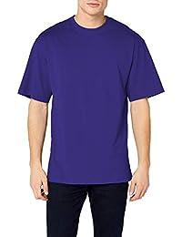 Urban Classics Herren T-Shirt Tall Tee, Farbe royal, Größe 4XL