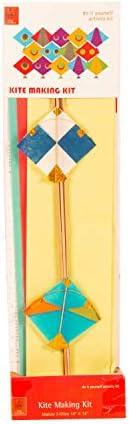 POTLI Handmade Wall Hanging (Kite Making Kits)