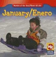 January/ Enero (Months of the Year/Meses Del Año) por Robyn Brode