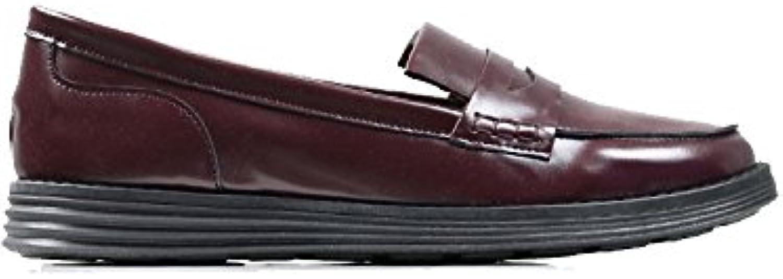 Donna   Uomo Will's Vegan scarpe scarpe scarpe Loafers Wine Facile da usare online Goccia  Goccia  Goccia  | Queensland  233f69