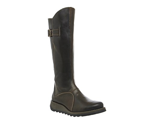 FLY London Mol 2, Bottes femme Olive leather