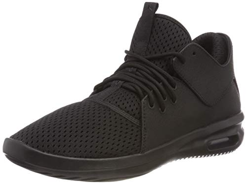 Jordan Herren Air First Class Fitnessschuhe, Schwarz Black 001, 43 EU