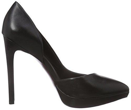 Aldo Giacomina, Escarpins femme Noir (black Leather 97)