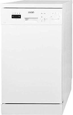Lavavajillas svan SVJ246D2 45cm 6 programas, A++AA, blanco
