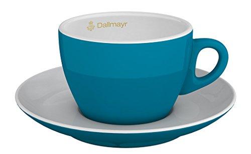 Dallmayr Tasse, Porzellan, Blau