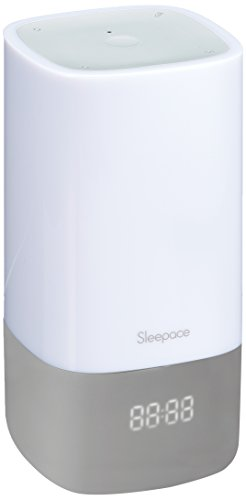 "'Slee Pace Nox""para Alexa Smart WiFi Dormir Luz/Wake-up Light para Android &. IOS/Works with Amazon Echo/dot, Alexa Voice Service"