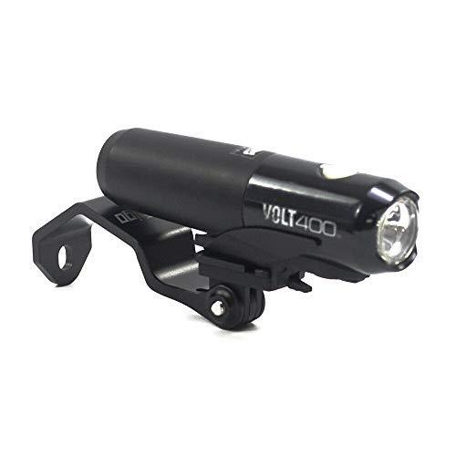 Trigo Bicicletta Torcia da Fronte Supporto per Brompton Cateye GOPRO Action Camera Supporto Nero