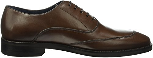 Joop! Andre Oxford Antik Leather, Chaussures à Lacets Homme Marron - Braun (702)