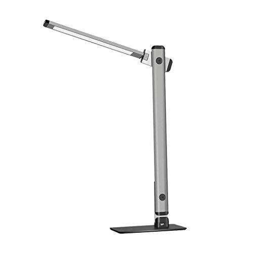 Protection des Yeux Lampe de Lecture à LED 3 fichiers de Gradation, 3 fichiers Sortie USB Multi-Angle Pas de lumière Bleue, Pas de fréquence de Flash