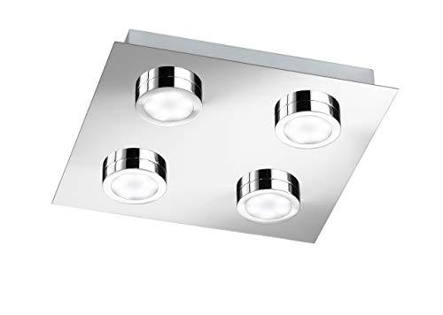 Wofi Inkl. LEDs 12 W, 840 lm, Warmweiß (3.000 K)
