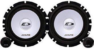 ALPINE SXE 1750S (ALPINE altavoces; 17 cm 2 way conmutación de Custom Fit 280 W Max)