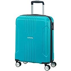 "Spinner 20"" American Tourister Tracklite Sky Blue"
