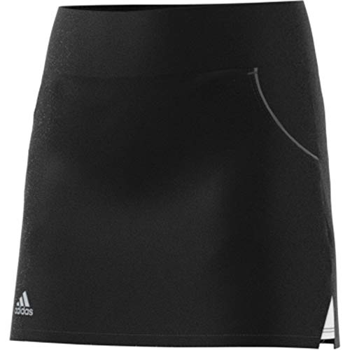 Adidas Tennis Rock (adidas Mädchen Club Rock, Black, 164)