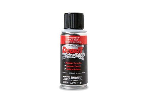 hosa-d100s-2-caig-deoxit-contact-cleaner-100-spray-2-oz