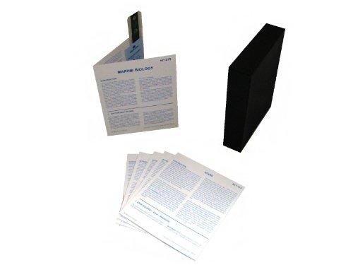 American Educational MicroSlide Marine Biologie-Set, Box of 1, 1