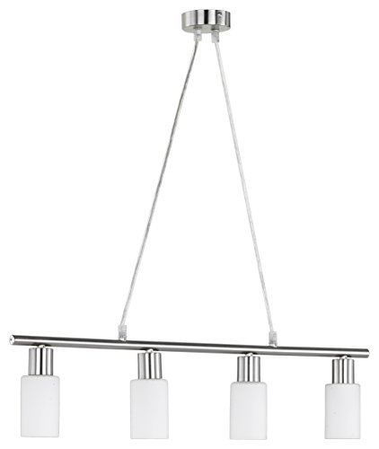 Reality Leuchten R30014007 - Lampada da soffitto a 4 luci