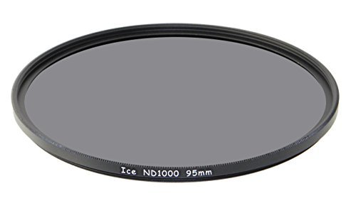 Ice 95mm ND1000Filter Neutral Density ND 100010Stop 95Optisches Glas