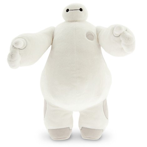 Daum - Pimp Up Your Life 0514/7501 - Disney Big Hero 6, Baymax Riesiges Robowabohu, Plüsch, 46 cm