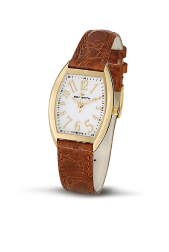 Philip Watch Panama Gold R8051850521 - Orologio da polso Donna