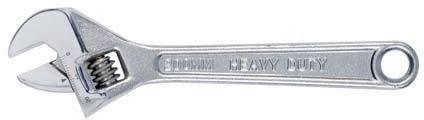Clés à molette mm 250