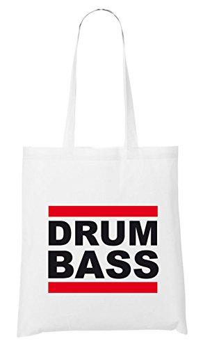 Drum and Bass Sac Blanc Certified Freak