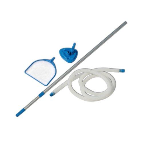 New Plast 4038 Kit Pulizia per Piscine Standard