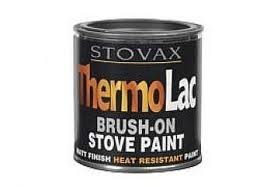 Stovax Thermolac Brush On Stove Paint