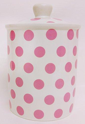 Pois Rose en porcelaine Fine Boîte de rangement Rose en pot décoré à la main en forme de U. K.-gratuite