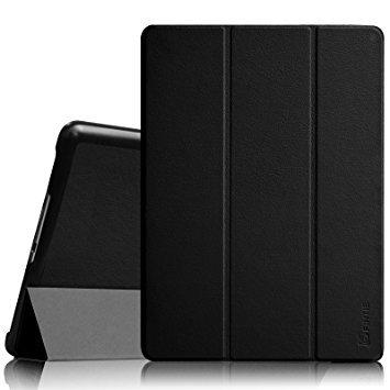 Fintie Slim Schutzhülle für Samsung Galaxy Note Pro 12,2und Tab Pro 12.2-Ultra leicht Schutzhülle Ständer Cover schwarz Galaxy Tab Pro 12.2 / Note Pro 12.2