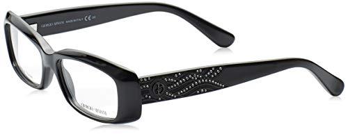 Giorgio Armani GA 972 807 135 Damen Brillengestelle,Schwarz, One size (Herstellergröße: 55)