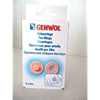Zehenringe Gehwol Rund 9 Stk preisvergleich bei billige-tabletten.eu