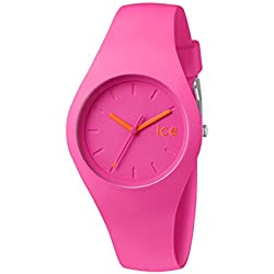 Ice-Watch Chamallow pink silicone 38mm CW NPK S S 14