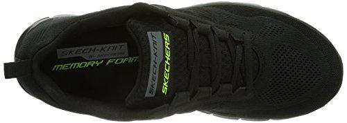 Skechers SynergyPower Switch, Sneakers Uomo Nero (BBK)