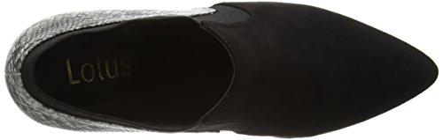 Lotus 50654 - Scarpe con tacco da Donna Grigio (Gry Print)