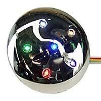 Sunbeam - Bloc Rond 6 LED - Dancing Light - 6 couleurs