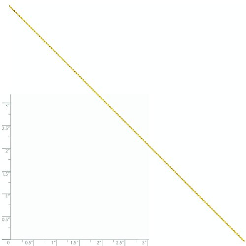 1.0mm ronde blé chaîne en or 14ct-Bracelet de cheville-Options: 25longueur 151823