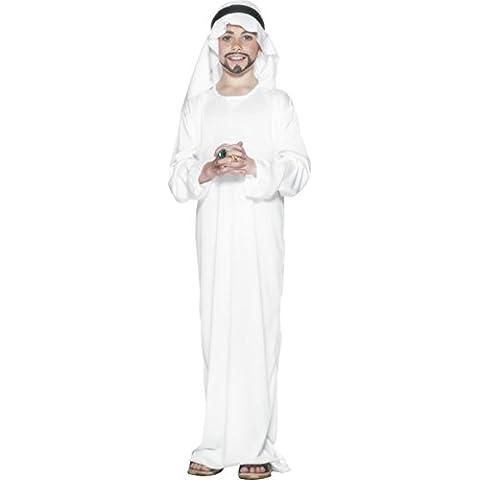 Smiffy's - Disfraz de árabe infantil, talla L (10 - 12 años) (21792L)