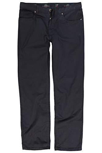 JP 1880 Herren große Größen bis 66, 5-Pocket Hose, elastischer Innenbund, Regular Fit, Reine Baumwolle Navy 31 717162 76-31