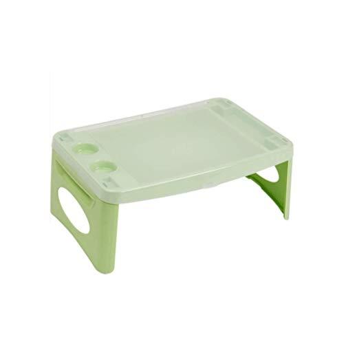 Kunststoff Falten Einfache Faule Tabelle Bett Lernen Computer Tisch Kleine Mini Esstisch Für Bett...