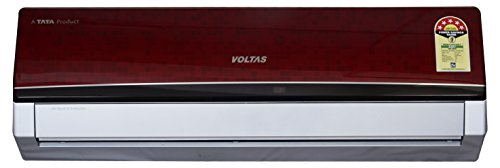 Voltas 1.5 Ton 5 Star Split AC (Aluminium, 185 EYR,...