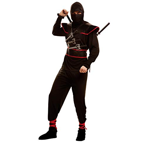 My Other Me Herren Kostüm Ninja Killer (viving Costumes) S (Authentische Ninja Kostüme)
