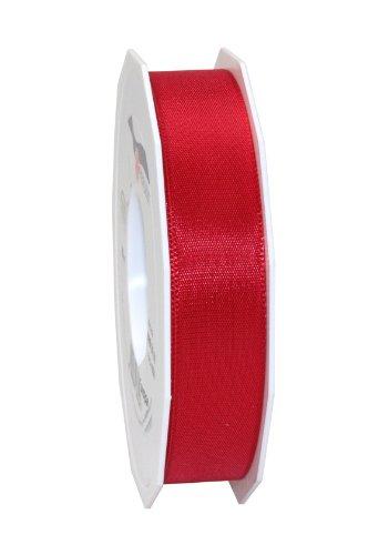 Präsent Bande de tissu 25mm / 50m rouge