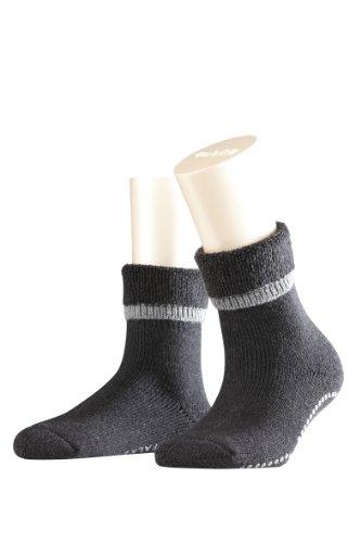 FALKE Damen Socken 47540 Cuddle Pads Homesock, Gr. 39-42 ,Schwarz (black 3009)